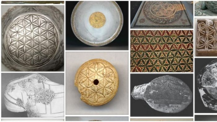 Artifacts of the Flower of Life