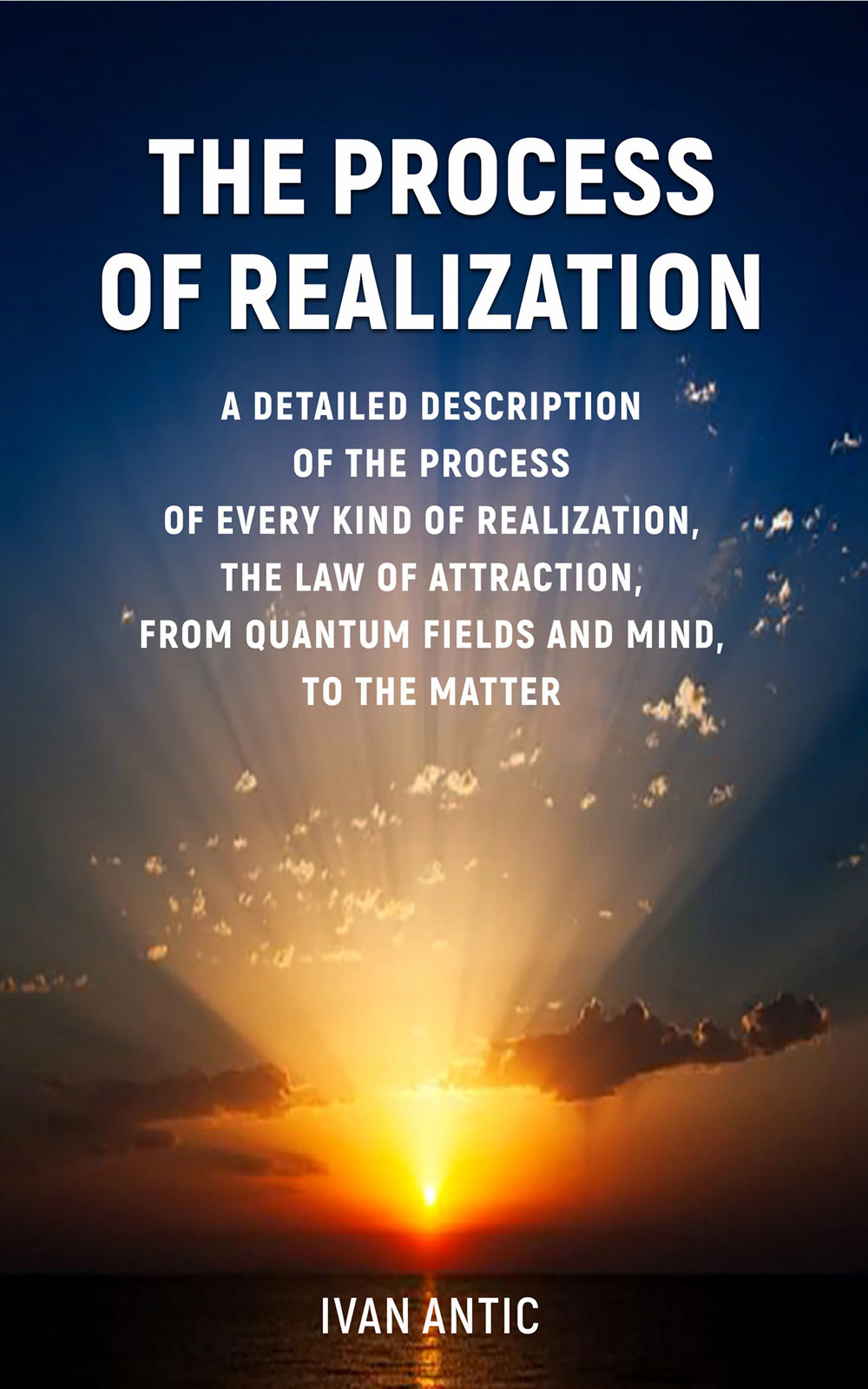The Process of Realization - Book Cover