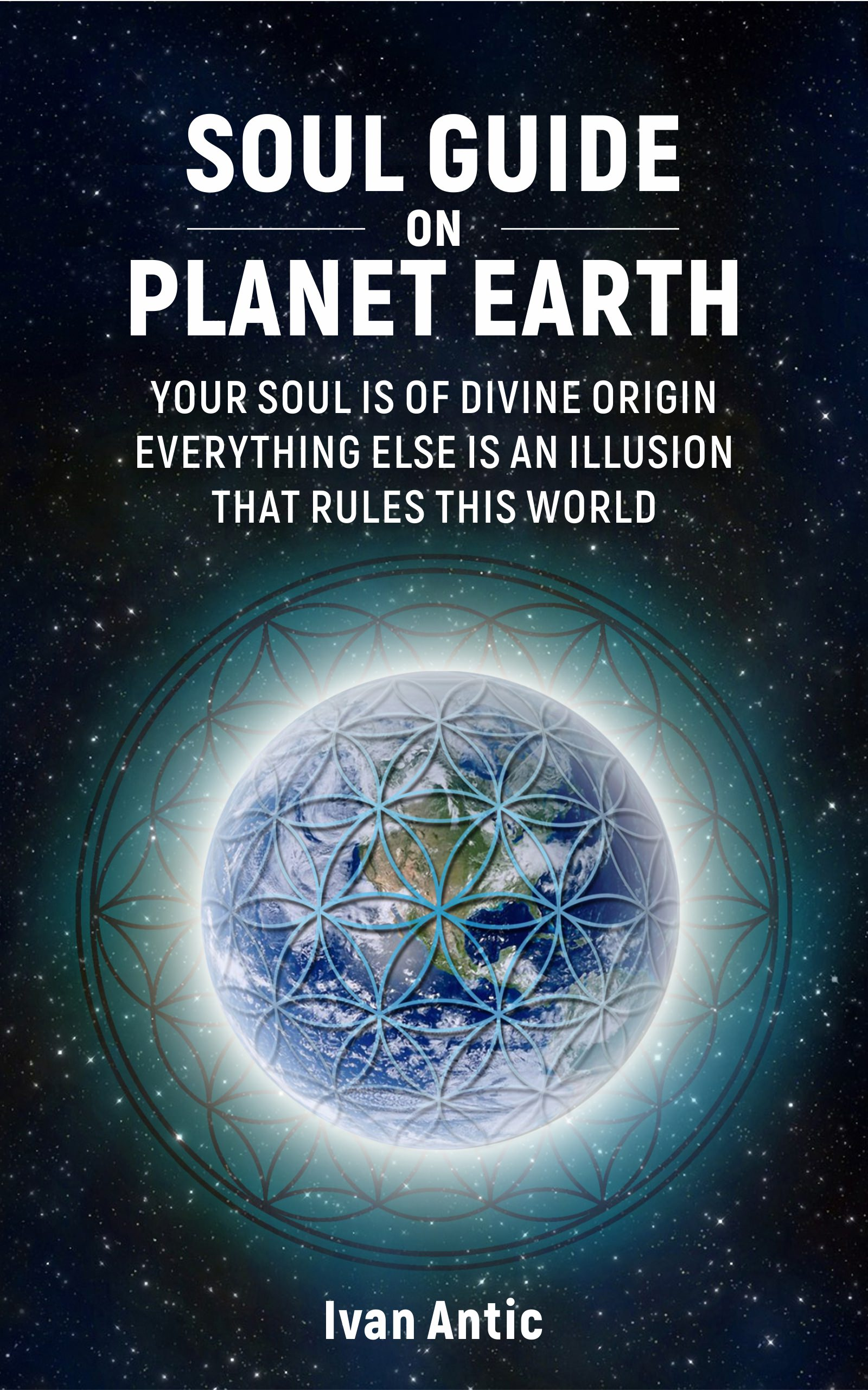Soul Guide on Planet Earth - Book cover