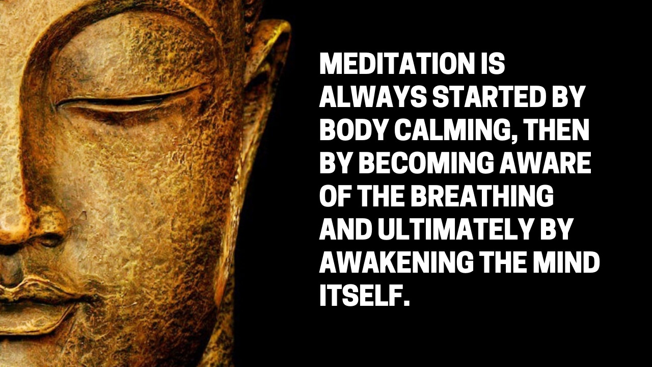 What is the best way to meditate?