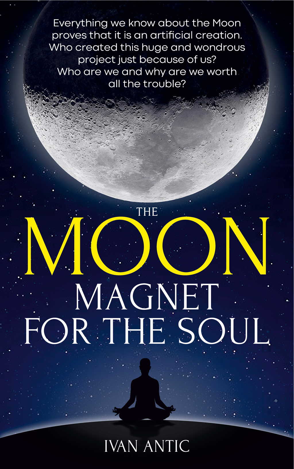 The Moon Magnet for the Soul Cover