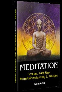 Meditation book cover
